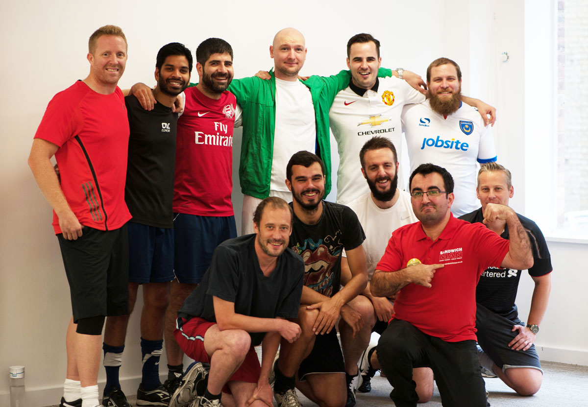 Decision Tech Team Photo