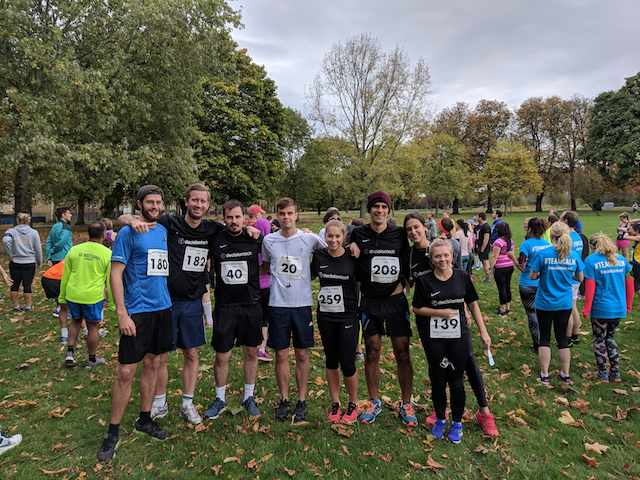 Decision Tech 10K team
