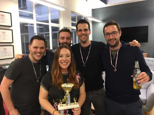 Decision Tech team prize