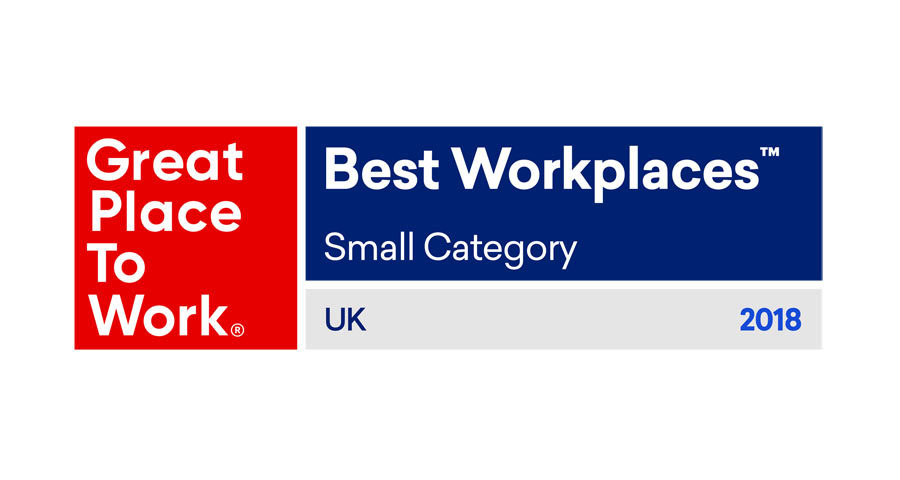Best Workplaces Small logo