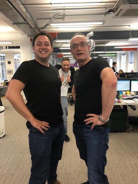 Wardrobe twins