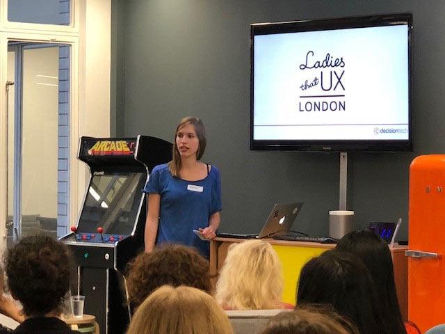 Women in UX presentation